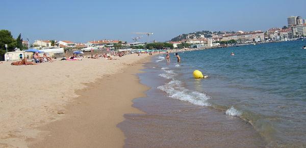 Azurové pobřeží - St. Raphael