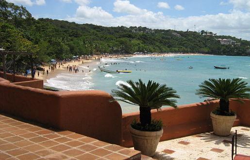 Plážová dovolená