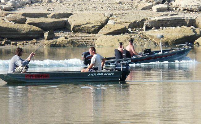 Rybaření na Rio Ebro ve Španělsku