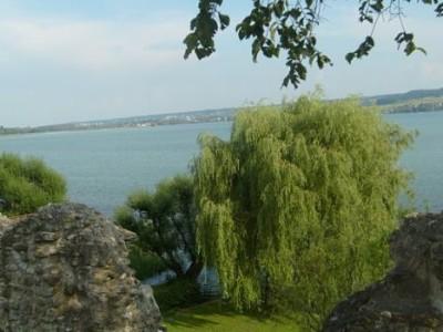 Bodamské jezero v Německu