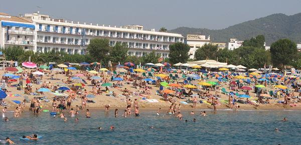 Pobřeží Španělska