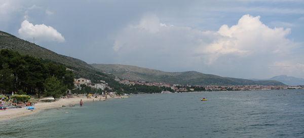 Pobřeží Chorvatska - Seget Donji