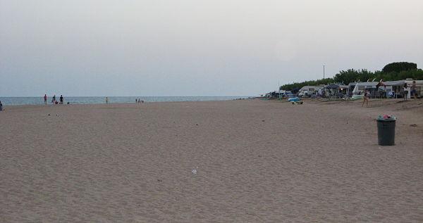 Španělská pláž